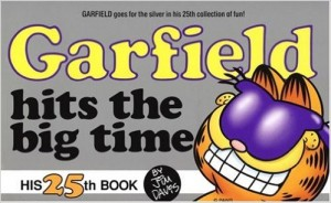 BC Garfield Hits the Big Time
