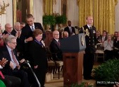 Barbara Mikulski awarded medal of freedom