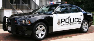 City of Gaithersburg Police car for slider 855 x 380