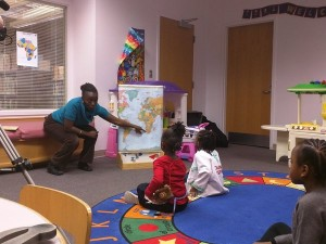 AWC Story Time Event