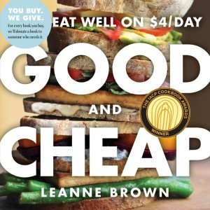 BC Good and Cheap Eat Well on $4 per day