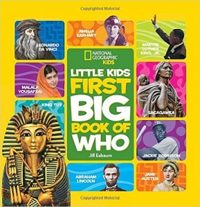 BC National Geographic Little Kids First Book of Who