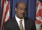 County Executive Ike Leggett