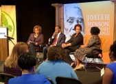 Josiah Henson leadership conference panel
