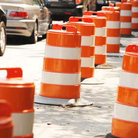 Road Construction Cones for featured image