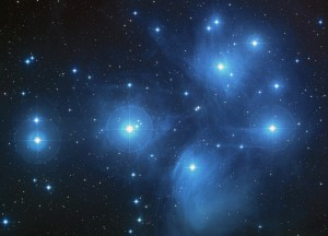 Universe the-pleiades-star-cluster-11637_1920