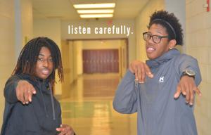PHOTO | Tye Gray & Chris Hall; Listen Carefully