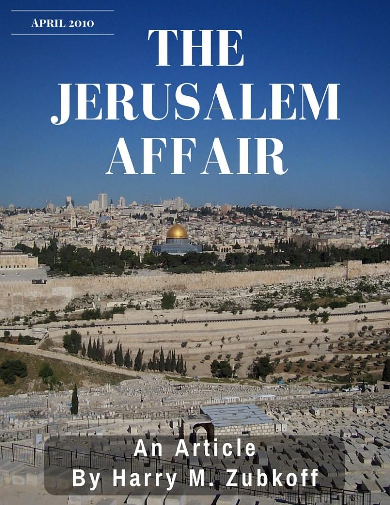 the jerusalem affair