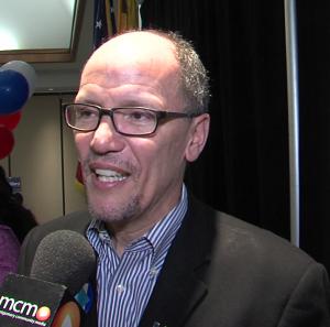 """EUA: Tom Pérez dice que Texas formará parte de los estados """"batalla"""" en presidenciales de 2024"""