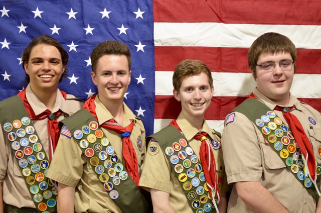 EagleScouts2016