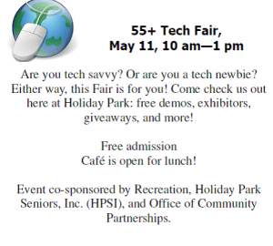 May 11 Tech Fair HPSC