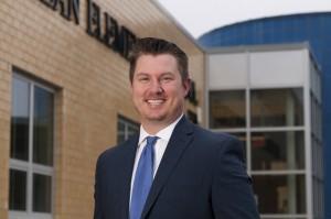 Peter Moran, principal of Glenallan Elementary School