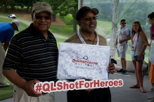 QuickenLoans National at Congressional Country Club Day 2 - ProAm