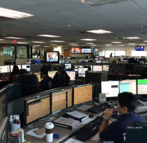 Montgomery County 911 Emergency Operations Center