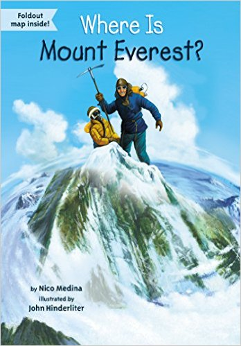 BC Where is Mount Everest by Nico Medina