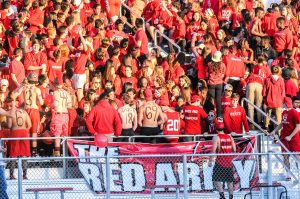 QO's Red Army will be there.