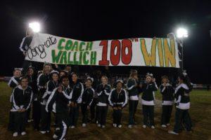 damascus coach 100th win
