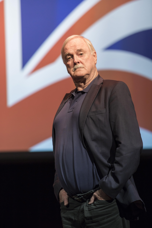 John Cleese disney wiki