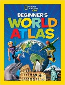 BC beginners united states atlas