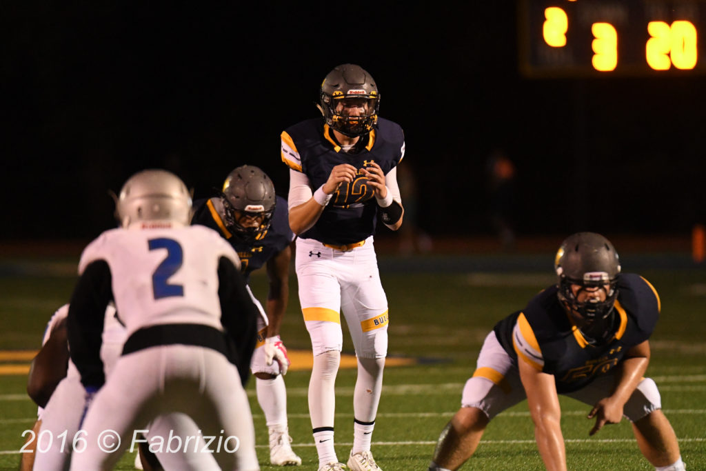Bullis defeats Bishop O'Connell 21-0