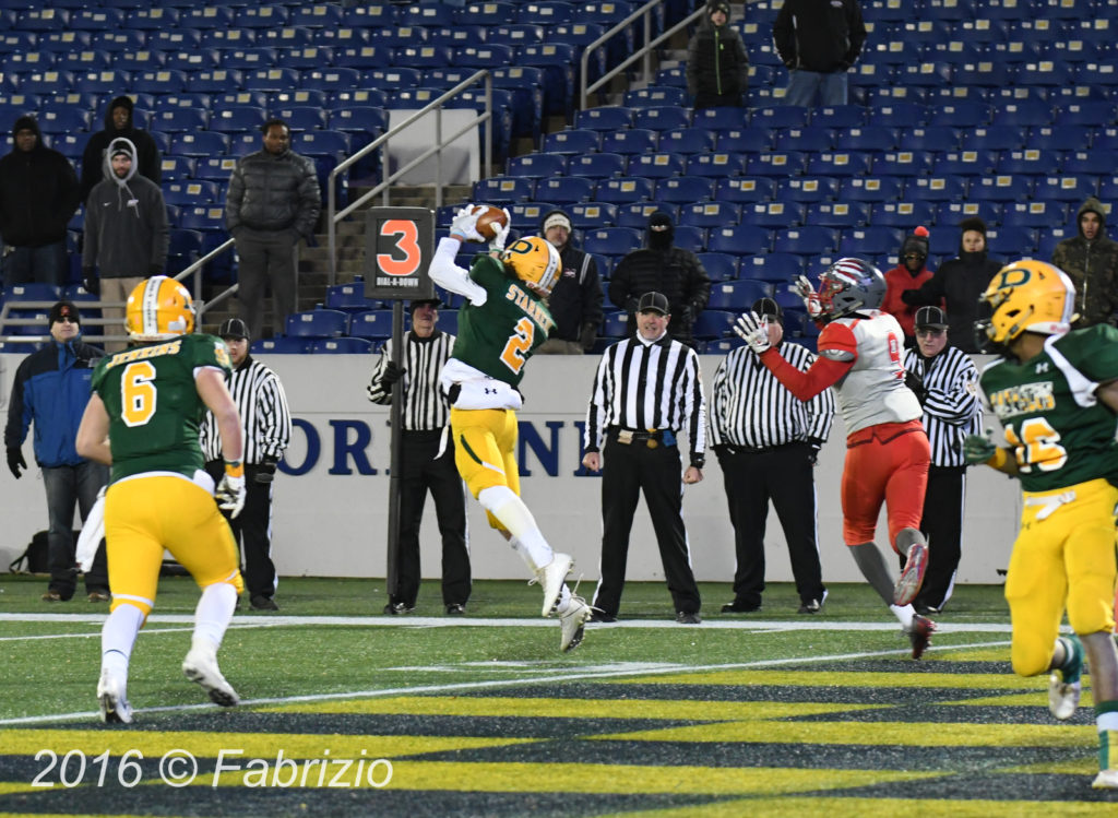 MPSSAA State 3A Football Finals.