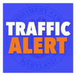Wisconsin Avenue at Cordell Avenue Closes Several Hours Monday
