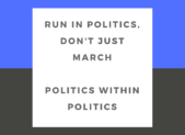 Run In Politics
