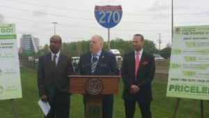 Maryland Governor Larry Hogan Announces $100 Million Project to ...