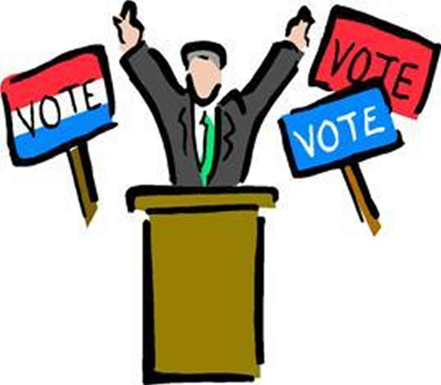 ms-office-clipart-292945.political candidate resizedjpg | Montgomery  Community Media