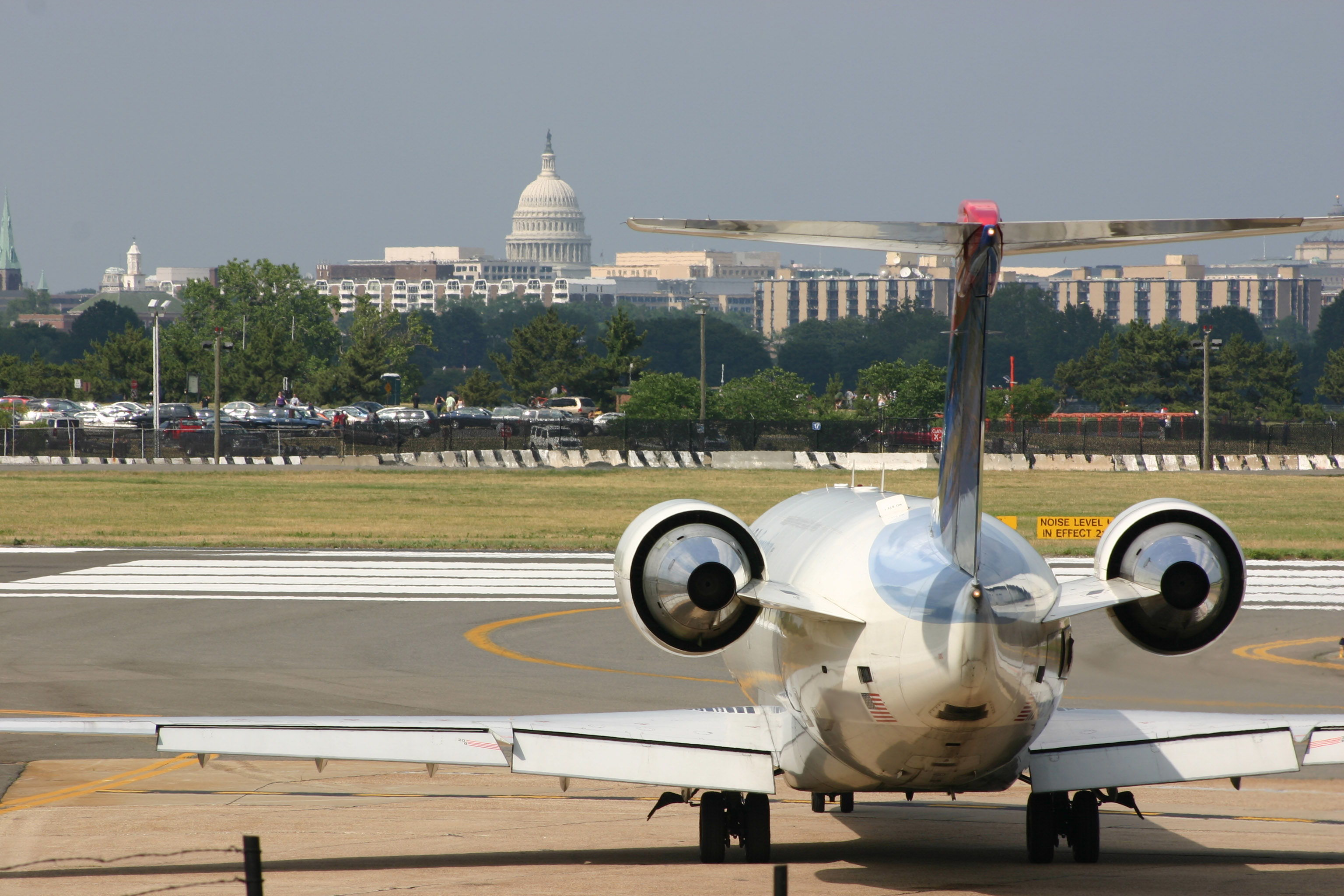Maryland Claims Faa Violated Federal Laws In Rerouting Jets