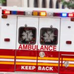 Pedestrian Struck in Multi-Vehicle Accident on Rockville Pike