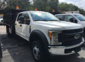 Ford 450 stolen from Purple Line Transit Contractors | MCPD