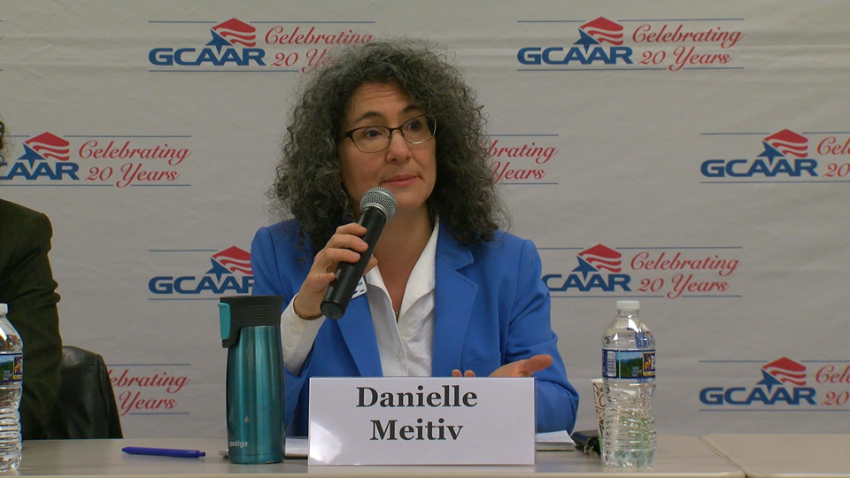 Photo of Danielle Meitiv