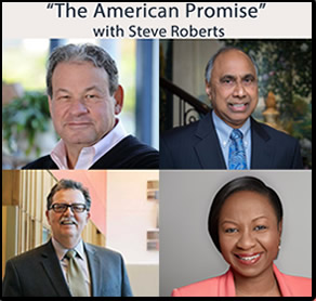 The American Promise panel discussion at April 10 NEA Big Read Montgomery event at MCM