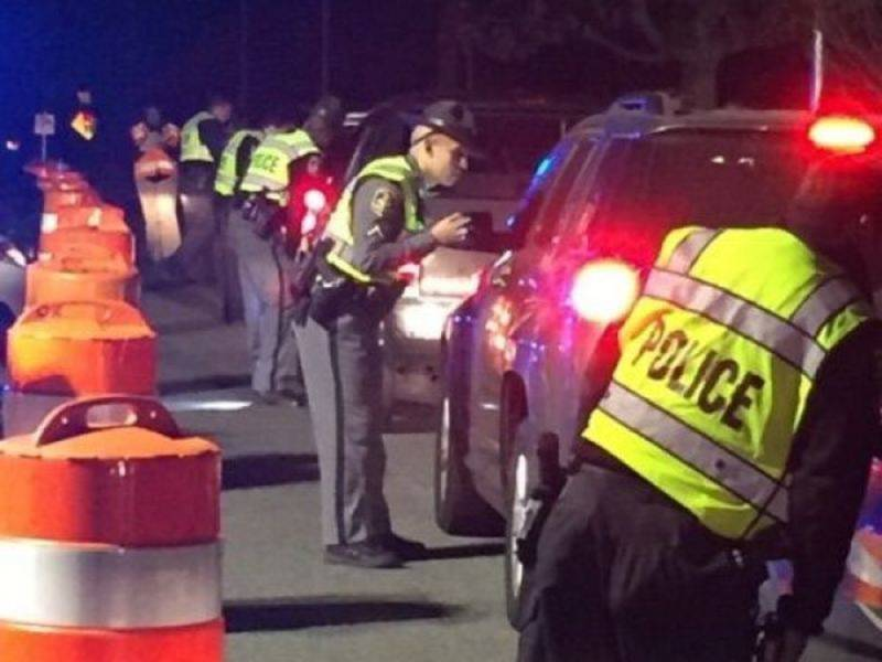 Police to Conduct a Sobriety Checkpoint Tonight | Montgomery