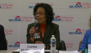 Photo of Lorna Phillips Forde