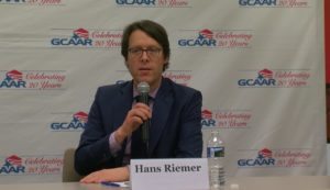 Photo of Hans Riemer