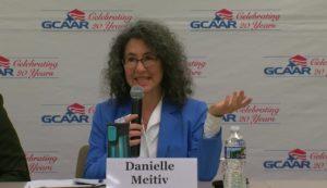 Photo of Danielle Meitiv