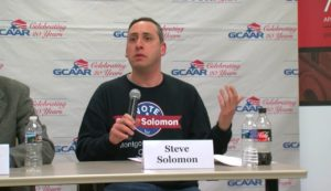Photo of Steve Solomon