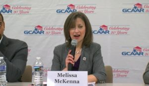 Photo of Melissa McKenna