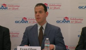 Photo of Evan Glass