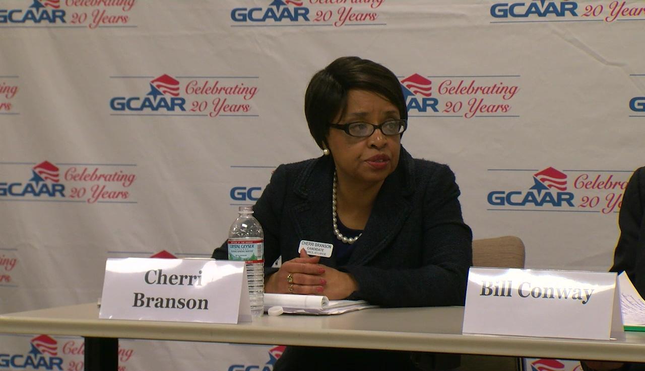 Photo of Cherri Branson