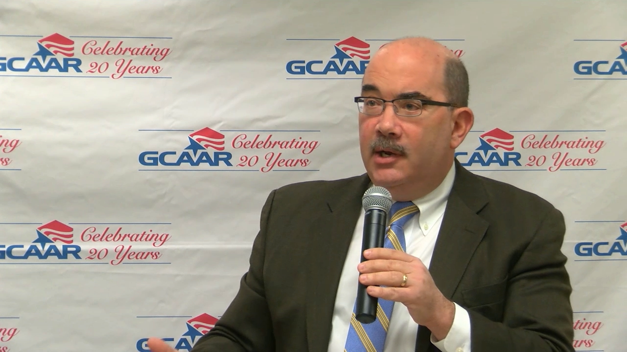 photo of George Leventhal