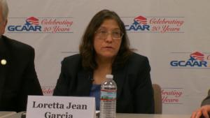 photo of Loretta Jean Garcia