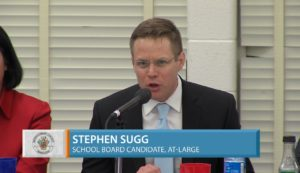 Photo of Stephen Sugg
