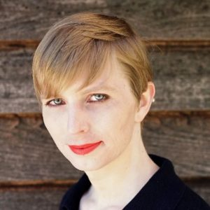 Photo of Chelsea Manning