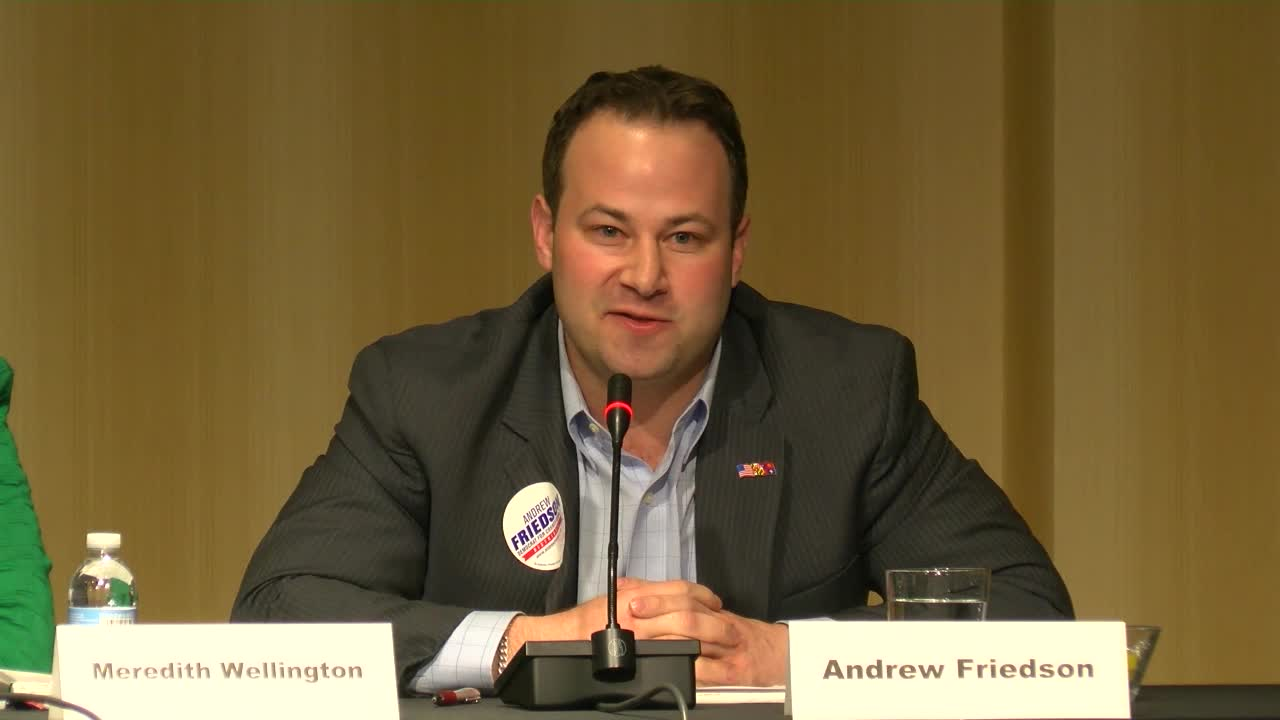 photo of Andrew Friedson