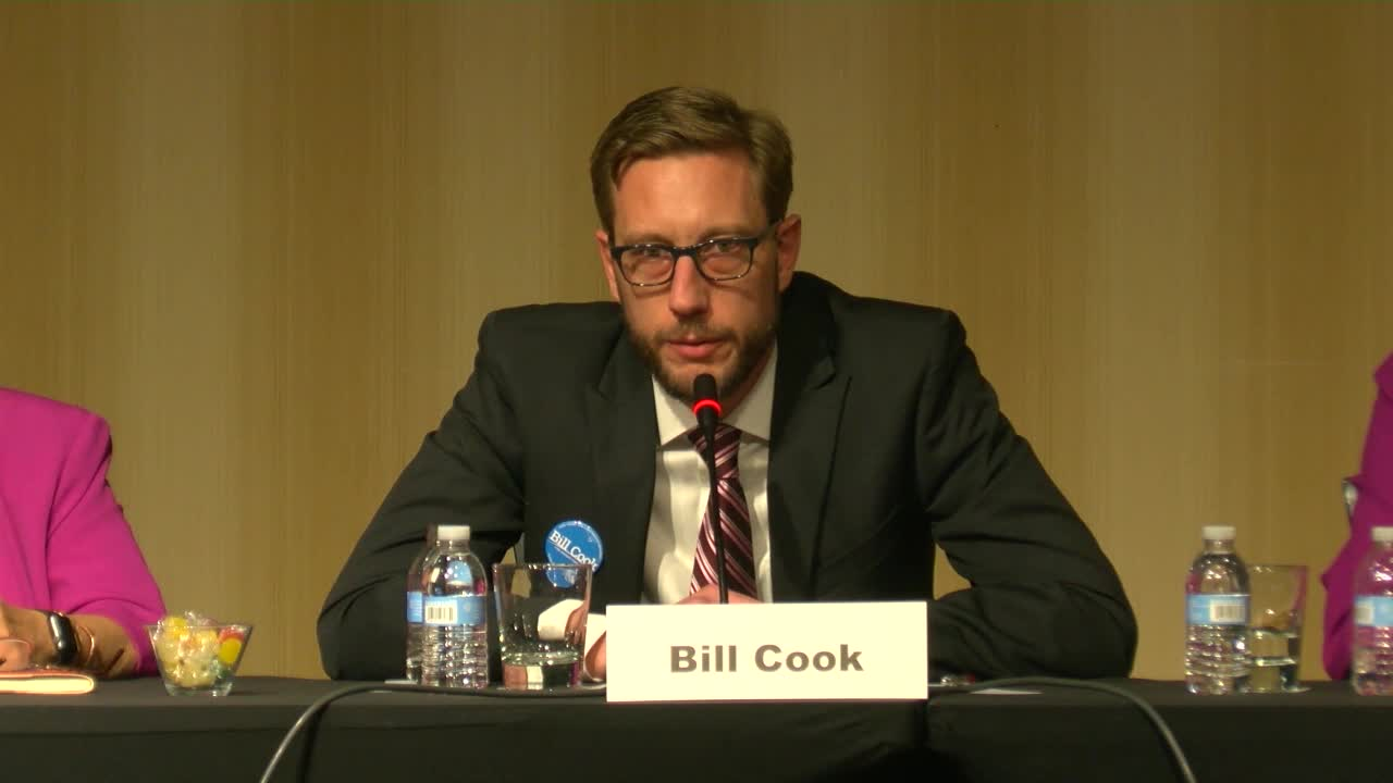 photo of Bill Cook