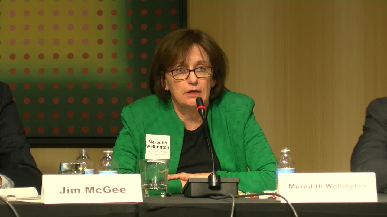 photo of Meredith Wellington
