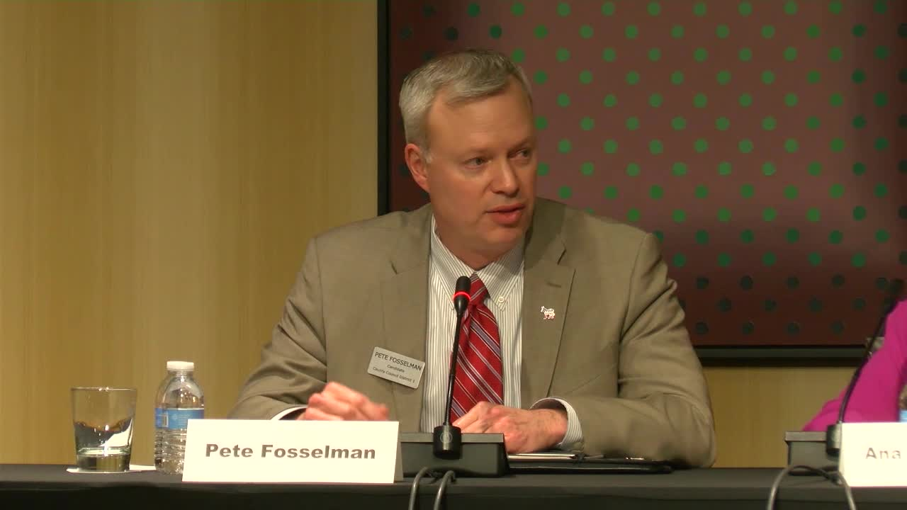 photo of Pete Fosselman